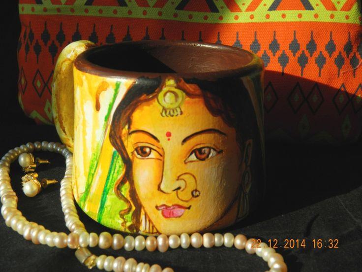 Beautiful traditional Indian women.