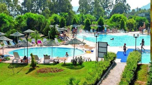 Marmaris Resort Hotel 5* Лучшие отели в Мармарисе для отдыха с детьми