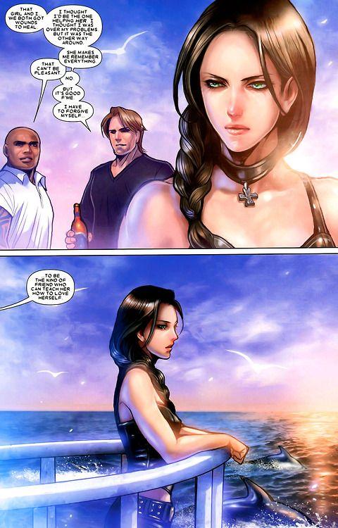 gambit and x 23 - Google Search | comics | Pinterest ... X 23 Gambit