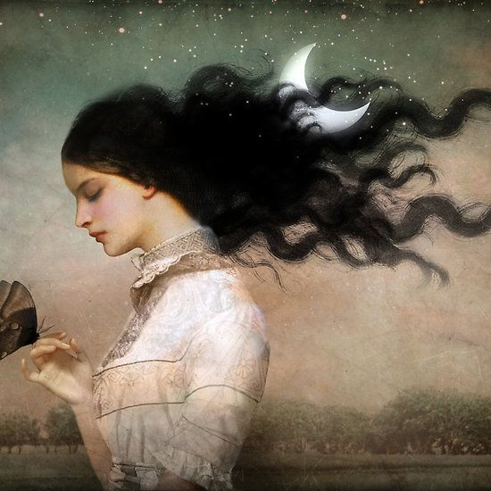she likes the night by ChristianSchloe>>> indeed I do :)