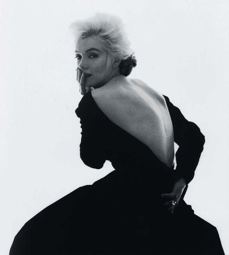 Мэрилин Монро в платье Dior, 1962 год