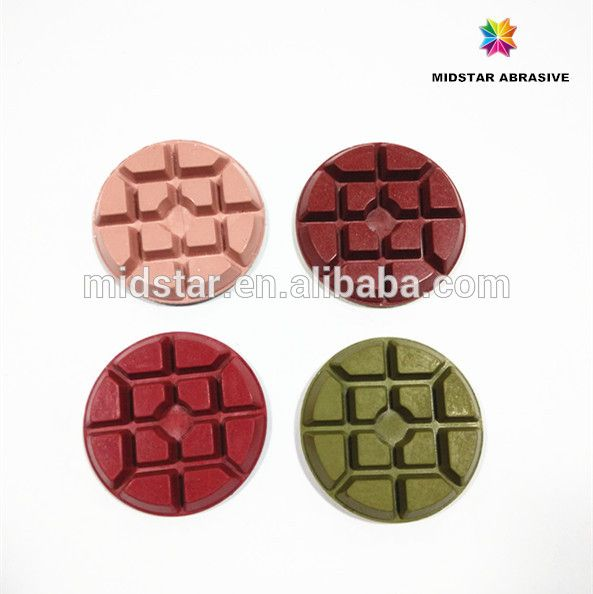 Concrete Diamond Floor Polishing Pads