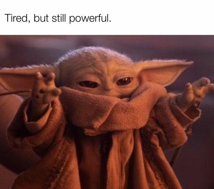 Pin By Guruz Casanova Chacon On Baby Yoda Memes Yoda Workout Humor Funny Graphics