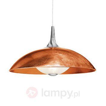 Lampa wisząca Flat – blask w pomieszczeniu 5562010