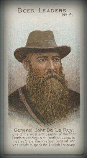 Boereleiers: 4 ~ Gen. De La Rey.
