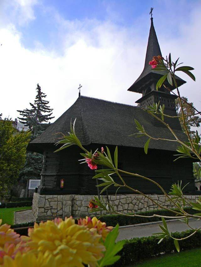 Le monastère de Techirghiol : Bonjour Roumanie