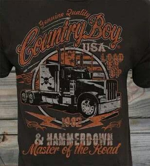Country boy shirt