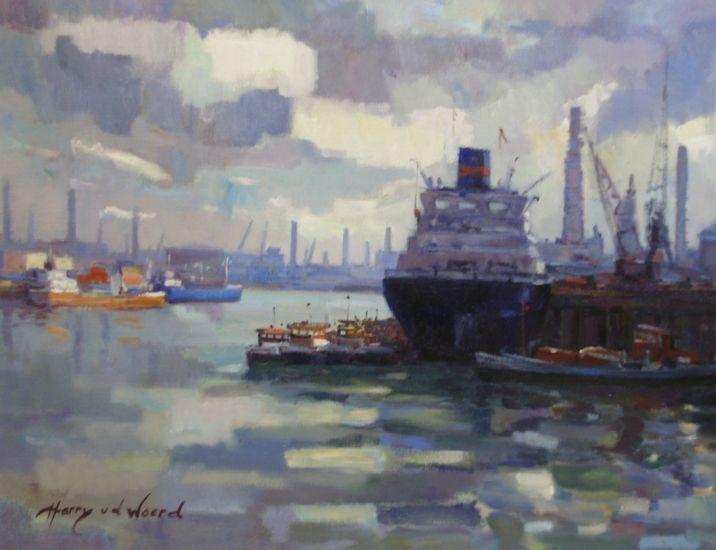 Waalhaven Rotterdam - Harry van der Woerd