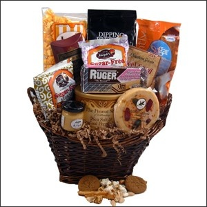 Sugar free gift ideas 13 pinterest this american gentlemans sugarfree giftbasket is preferred by epicureans who want a manly portion of gourmet negle Image collections