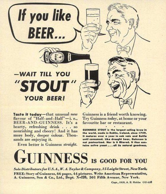 Guinness 1939