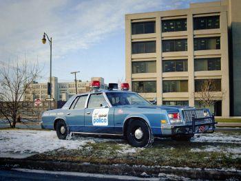 Chrysler Newport Police '1979–81