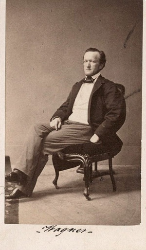the composer richard wagner The best known of wagner's orchestral compositions is the siegfried idyll, an aubade written for the composer's second wife, cosima (illegitimate daughter of liszt and former wife of wagner's friend and supporter hans von bülow) his early works also include a symphony.