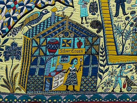 grayson perry, tapestry