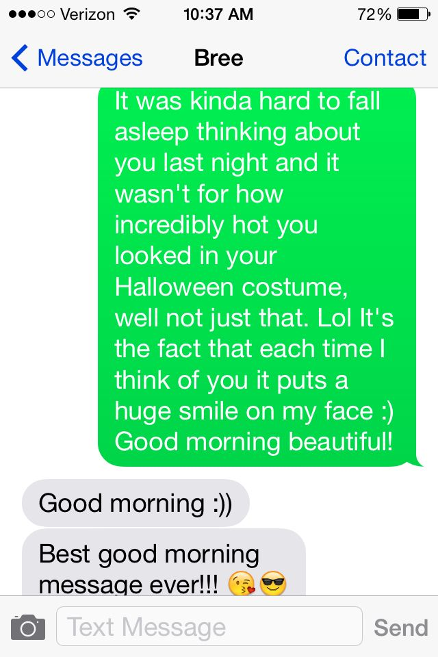 Romantic, Texts And Good Morning Text Messages On Pinterest