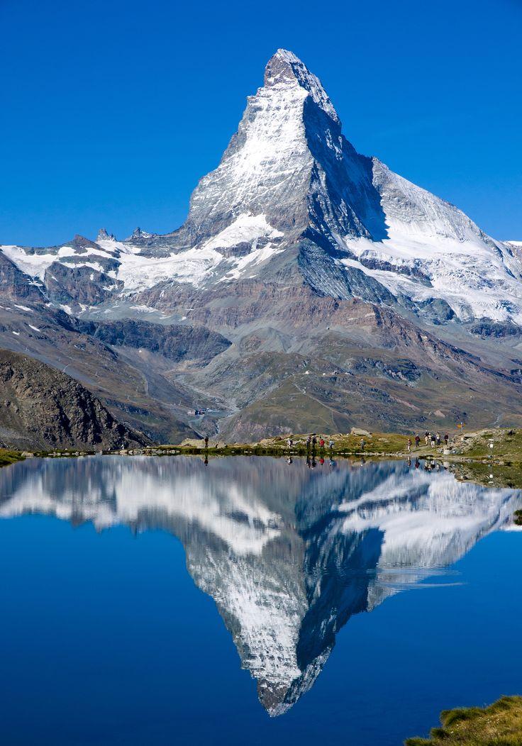 Matterhorn - Zwitserland=leuk!