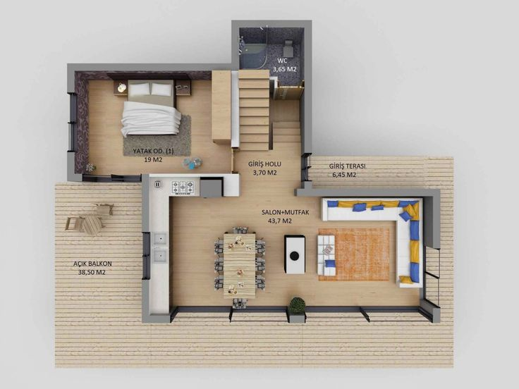 55 Small Modern House Plans Under 1000 Sq Ft 2016 (With ...