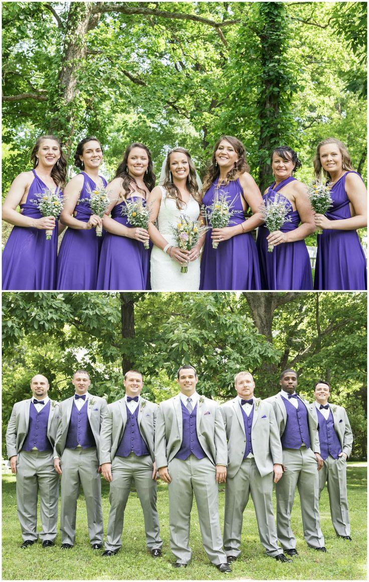 169 best purple weddings images on pinterest purple wedding purple yellow spring nuptials in nashville mt juliet tn gray tuxconvertible dressnashville weddingbridesmaid ombrellifo Gallery