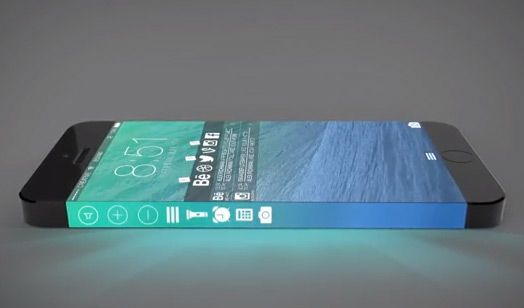 iPhone 6 Sapphire front display with 4.9-inch screen appears as interesting concept – Video  iPhone 6 release date rumors point to next year, and until then we are delighted with all sorts of concepts.