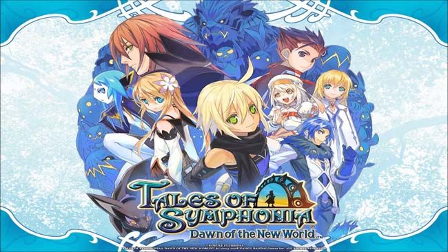 Tales of symphonia gamecube iso