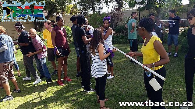 E-TV Amazing Race Team Building Durbanville