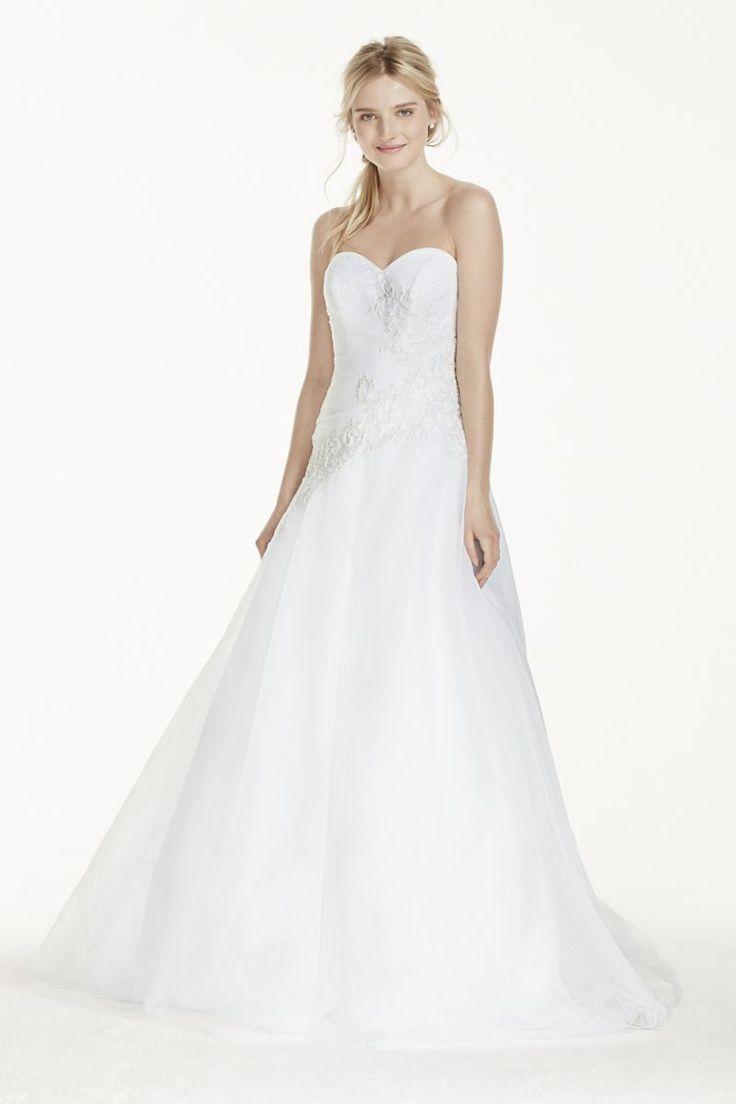 27 best Wedding dresses images on Pinterest   Short wedding gowns ...