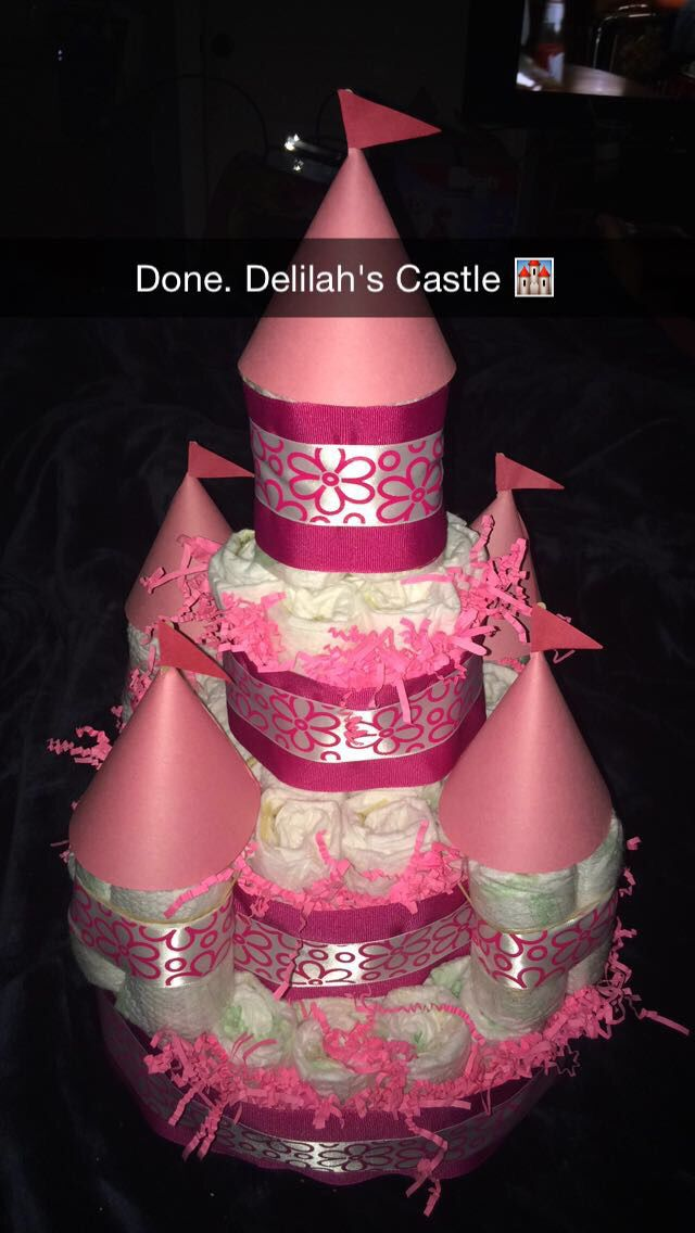 Baby Shower Gifts Wellington ~ Best baby diaper ballerina and castles images on