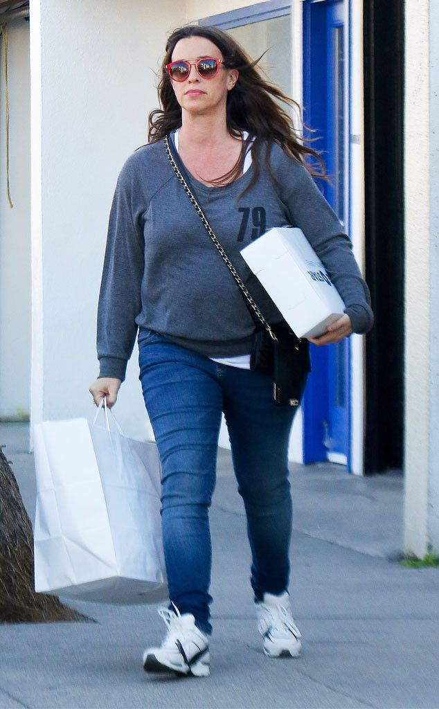 Alanis Morissette Is Pregnant With Her Second Child | E! Online Mobile