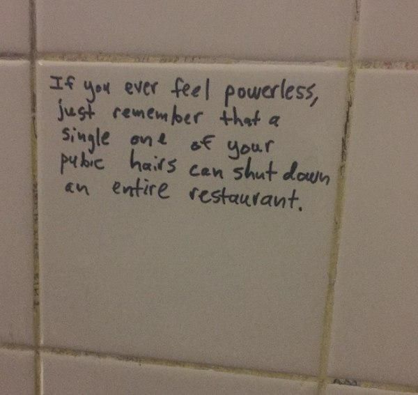 Best Bathroom Stall Quotes 21 best bathroom graffiti images on pinterest | bathroom graffiti