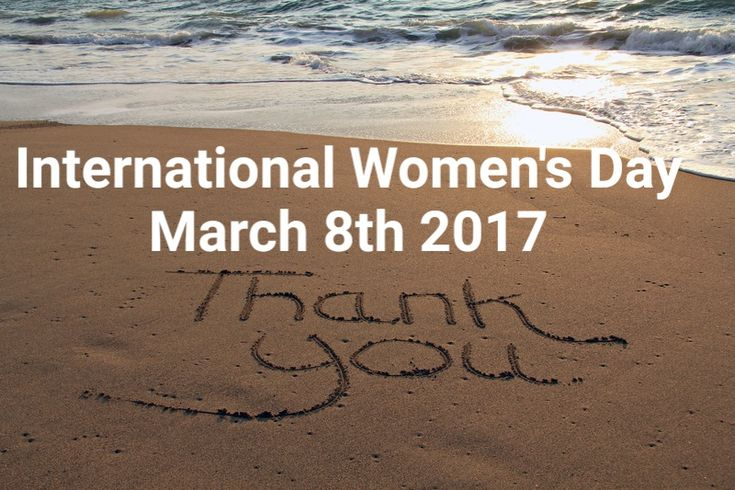 International Women's Day ~ Today we honor women.  There are so many in the Bible from Eve to Sarah, Rachel, Rebecca, Deborah, Ruth and Esther.  Many Strong women Mary the Mother of Jesus, Mary Magdalene, Martha and… [...] 03/08/17