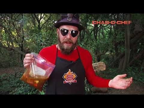 Donsies Curry Sosaties - A BraaiBoy TV Recipe