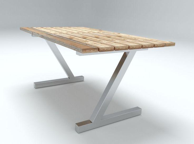 Tischgestell Edelstahl Design, Tischkufe, Kufengestelle in Möbel & Wohnen, Möbel, Zubehör | eBay!