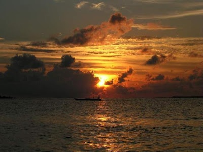 The beauty of sea and attractions in karimunjawa