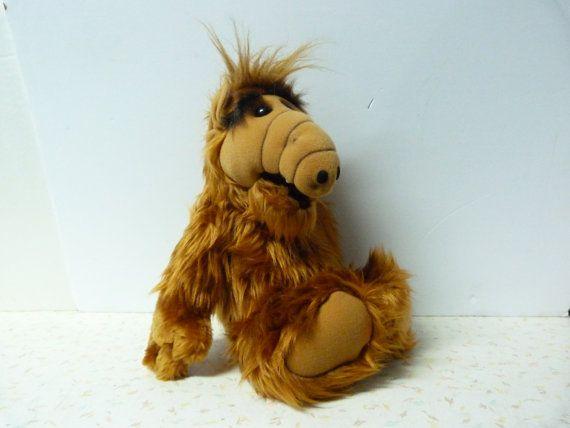 Vintage Alf Doll 18 inch Gordon Schumway by RavishingRetro on Etsy