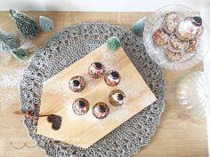Karotten Erdmandelmehl Minimuffins