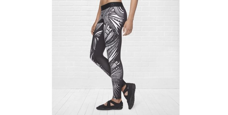 Nike Pro Tattoo Tech Leggings Offend Samoa Get Pulled Off Shelves