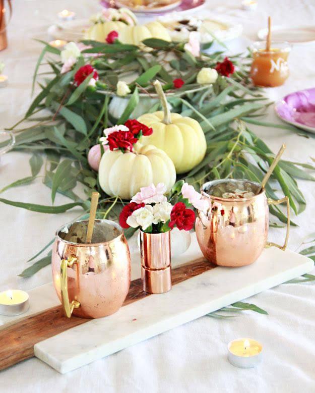 Pin By Summah Mo On Wedding Ideas Non Decor: 25+ Best Thanksgiving Dinner Tables Ideas On Pinterest