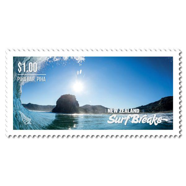 2017 | New Zealand Surf Breaks