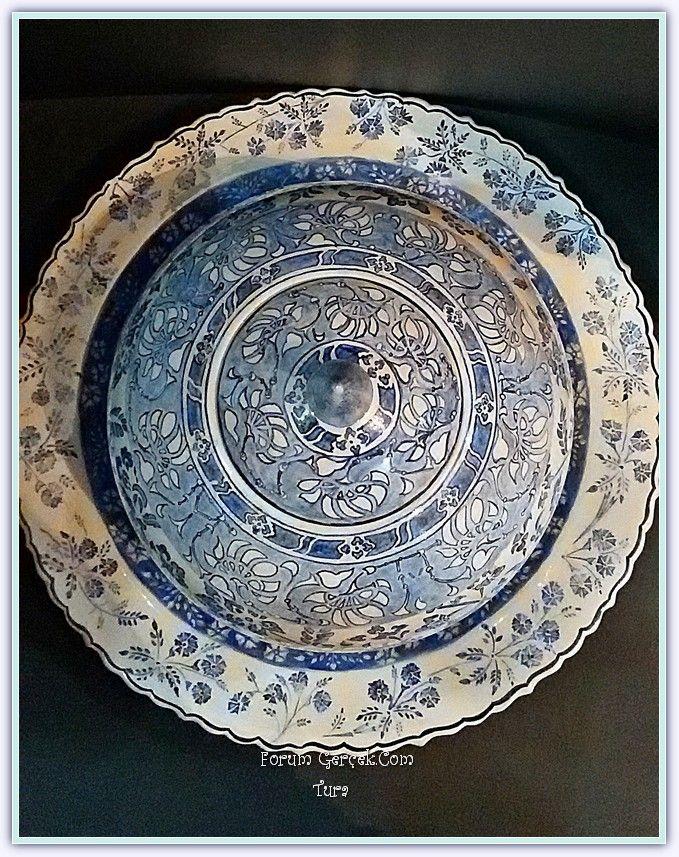 Çiniciliğin Tarihi - Çini ve Çinicilik - Sayfa 4 - Forum Gerçek