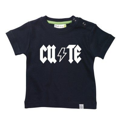 CUTE  Baby T-Shirt by Hairy Baby