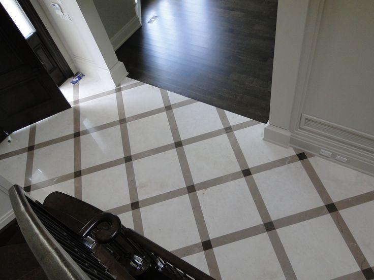 Vanilla Cream & Gris Pulpis floor