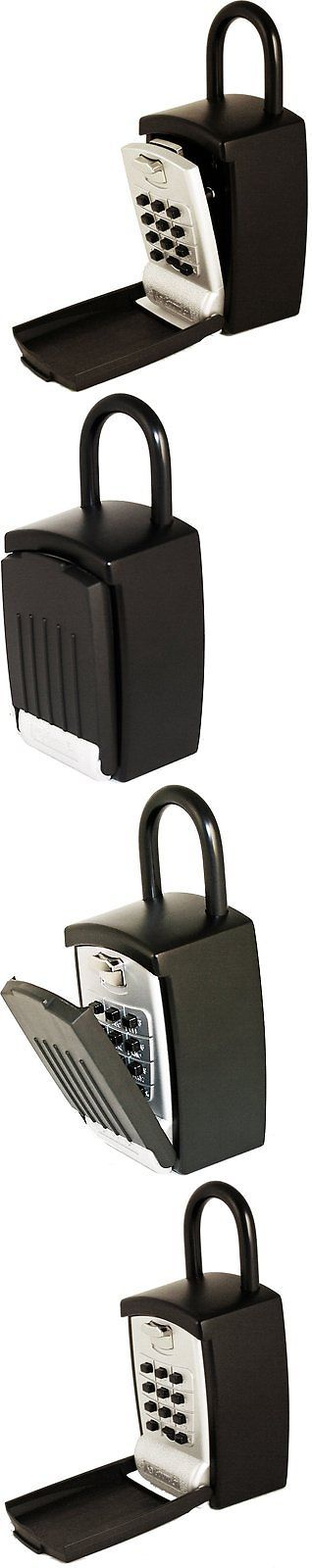 Hide-a-Keys 115945: Keyguard Sl-501 Punch Button Large Capacity Key Storage Shackle Lock Box -> BUY IT NOW ONLY: $43.75 on eBay!