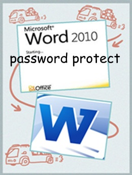 How to password protect MS Word 2010 document when you forgot or lost it? Try SmartKey Word Password     Recovery from http://www.recoverlostpassword.com/products/wordpasswordrecovery.html