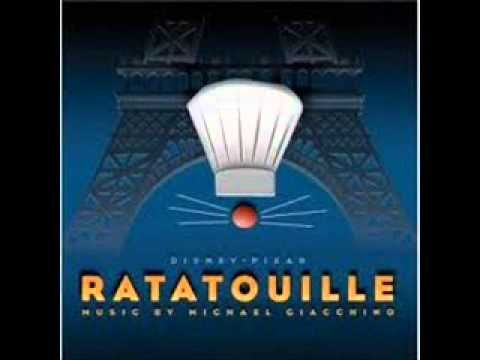 Ratatouille Soundtrack - 22 Anyone Can Cook