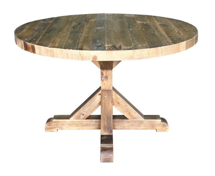 Solid Pine Round Dining Table, Solid Wood Furniture, Rustic Finish |  Passion For Furniture | Pinterest | Round Dining Table, Wood Furniture And  Solid Wood