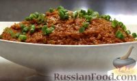 Фото приготовления рецепта: Икра из кабачков - шаг №7