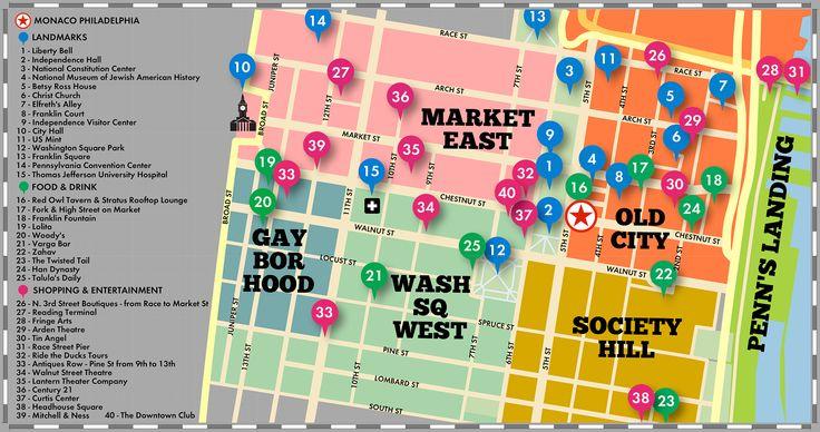 Best 25 Downtown Philadelphia Hotels Ideas On Pinterest
