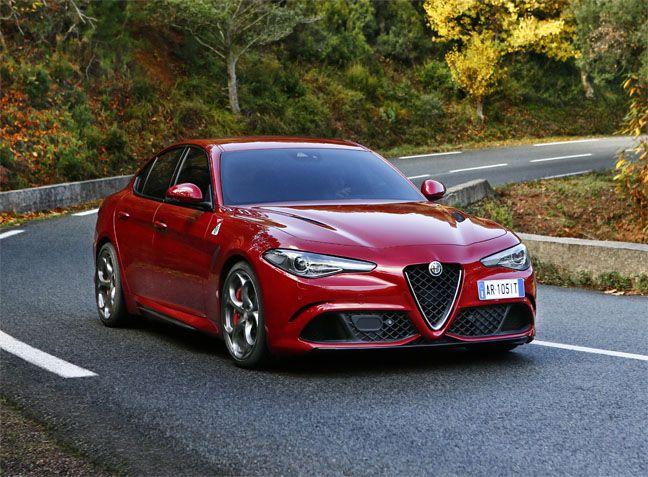 Nouvelle Alfa Romeo Giulia : Retour aux sources.
