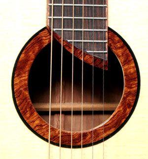 Everett Guitars - Rosettes