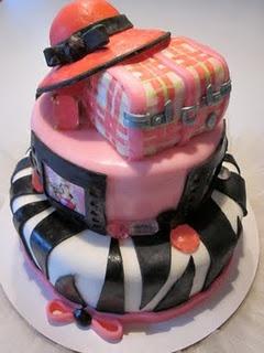 Sharpay's cake