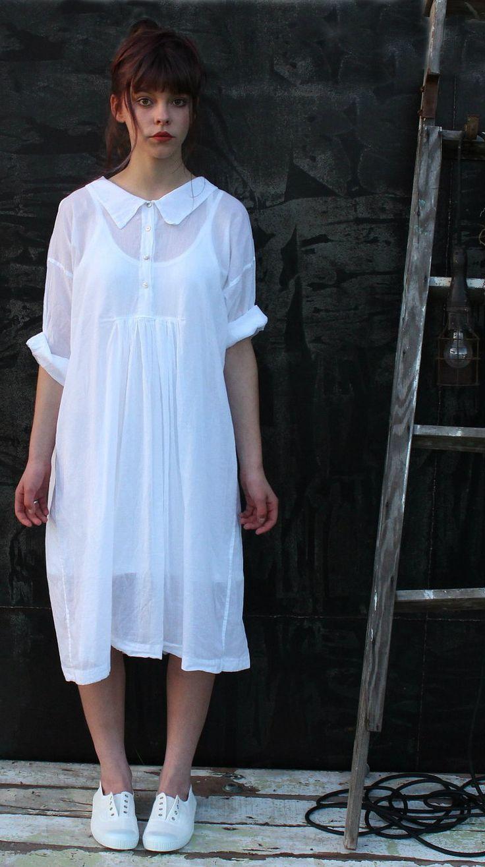 White Dress MegbyDesign
